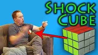 This Cube Will Shock You! - How Many People Can I Prank!