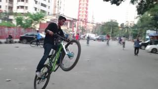 Freestyle /street Cycle stunts bd 2016 [Hd]