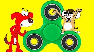 Rat-A-Tat|Fidget Spinner Cartoons Compilation episodes|Chotoonz Kids Funny Cartoon Videos