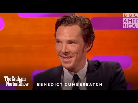 Benedict Cumberbatch Reacts to a Reddit Review of Himself The Graham Norton Show