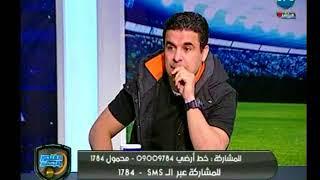 """جدل ساخن بين الغندور ورضا عبد العال على هدف """"مونانا """" في شناوي الاهلي"""