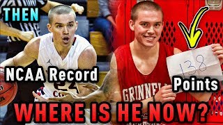 The Player Who SCORED 138 POINTS In A College Game! WHERE IS HE NOW?