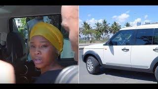 BREAKING: Lulu alivyofika Mahakamani kesi ya mauaji