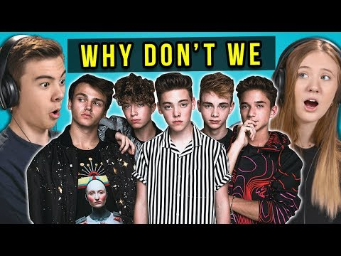 Xxx Mp4 Teens React To Why Don T We 3gp Sex