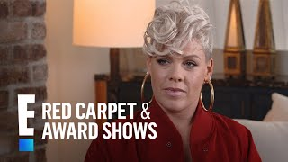 Pink Sees Silver Lining in Harvey Weinstein Sex Scandal | E! Live from the Red Carpet