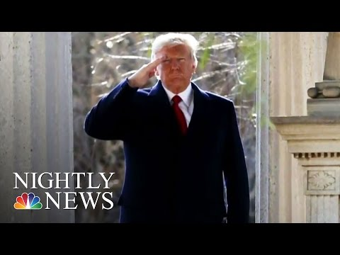 Pres. Donald Trump's Complicated Relationship With The Truth NBC Nightly News