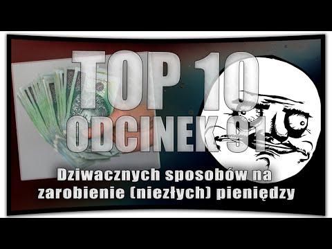 watch TOP 10 Dziwacznych sposobów na zarobienie (niezłych) pieniędzy #91