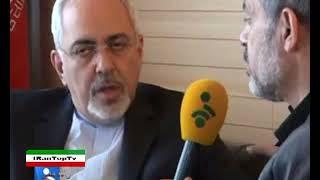 Khabar  Mosahebe Zarif  مصاحبه اختصاصی ظریف درباره آخرین تحولات مذاکرات هسته ای ایران و 5 1
