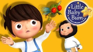 Skip To My Lou | Nursery Rhymes | By LittleBabyBum!
