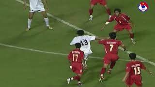 HIGHLIGHTS// VIỆT NAM 0 2 IRAG  ( ASIAN CUP 2007 )