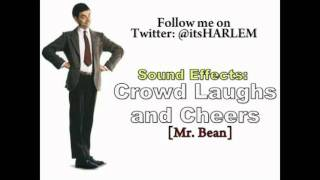 SOUND EFFECTS: Mr. Bean (Laugh Tracks)