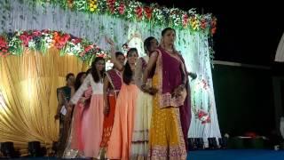 Tanvi Sangeet Group Dance Juniors Dec 8 2016