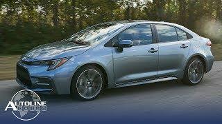 Corolla Sedan Revealed, Top Vehicle Platforms - Autoline Daily 2480