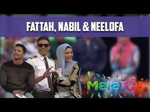 Nabil Tiru Fattah Amin, Surprisekan Neelofa - MeleTOP Episod 209 [1.11.2016]