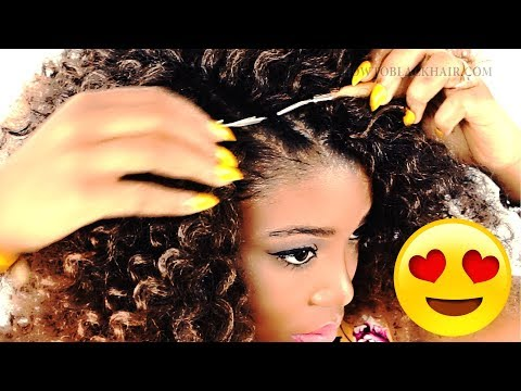 Xxx Mp4 How To CROCHET BRAIDS For Beginners Step By Step 3gp Sex