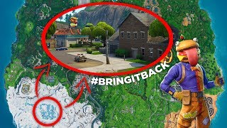 *TOP 5* Fortnite Locations We Miss! | Best Fortnite Locations Ever!
