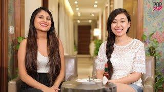 Cherry & Shraddha Take On The Jinx Challenge - POPxo