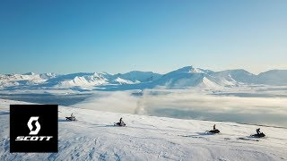 Discover Svalbard by Snowmobile