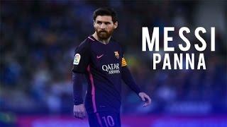 Lionel Messi ● Panna Master ● HD