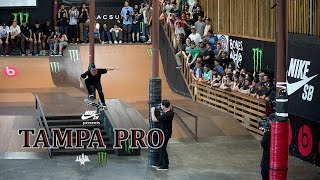 Tampa Pro 2015: Finals