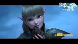 Best Music Movie Gem of Love  English and Chinese    Dragon Nest Movie  Warrior's Dawn  2014