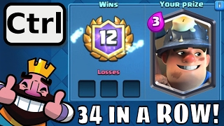MINER CONTROL Deck Guide :: 34 Challenge Wins in a ROW! :: Clash Royale