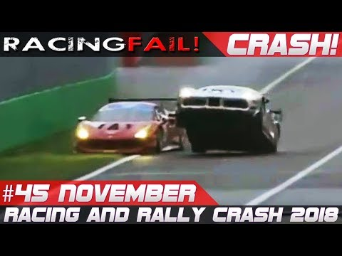 Racing and Rally Crash | Fails of the Week 45 November 2018