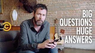 Jon Dore Confronts His Internet Troll - Big Questions, Huge Answers with Jon Dore