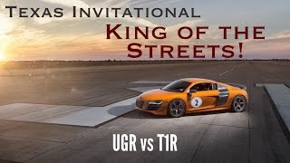 KING OF THE STREETS FINALS! UGR vs T1R - TI Fall 2015