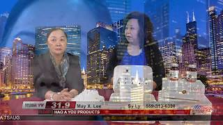 Hao A You with Sy Ly 5-16-2017