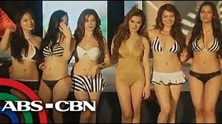 Who's your bet? Voting for FHM's sexiest Pinay begins