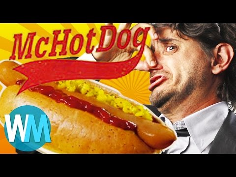 watch Top 10 Failed McDonald's Products