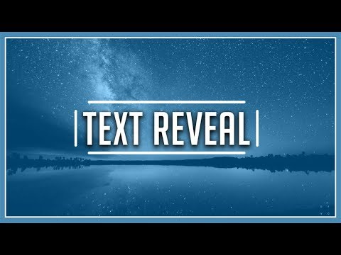 Xxx Mp4 How To Create Text Reveal In Vegas Pro 15 3gp Sex