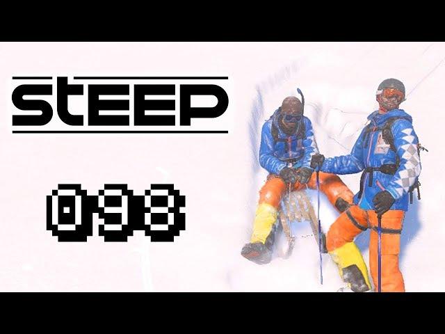 TOGETHER MIT LORD PETER !! - Let's Play Steep Gameplay #098 [Deutsch] [60FPS]