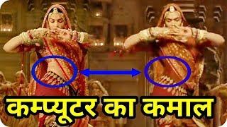 Padmaavat Movie Censor Board Change Rani Padmavati Ghoomar Song Look