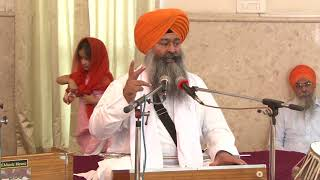 Gyani Aatma Singh Ji GURDWARA HEAD GRANTHI SOUTH CITY 1 GURUGRAM 14 4 2018