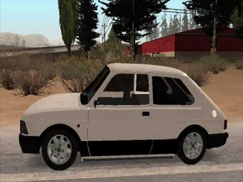 Fiat Spazio para GTA San Andreas
