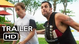 The Do-Over Official Trailer #2 (2016) Adam Sandler, David Spade Comedy Movie HD