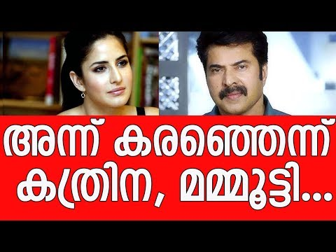 Kathrina Kaif talks about things happened in Mammootty's Balram Vs Tharadas location