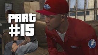 Grand Theft Auto 5 Gameplay Walkthrough Part 15 - Jewel Store Heist (GTA 5)