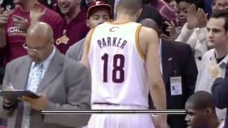 J.J. Hickson HUGE block on Blake Griffin's dunk (Feb. 11, 2011)