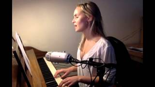 Writing's on the Wall - Sam Smith (Cover) by Alice Kristiansen