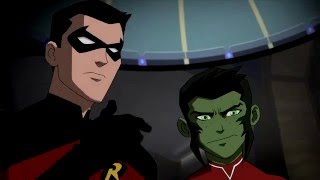Young Justice - Cooler Than Me