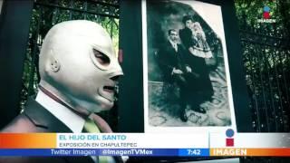 100 años de El Santo, el enmascarado de plata | Noticias con Francisco Zea