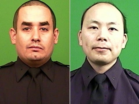 2 NYPD Officers Murdered