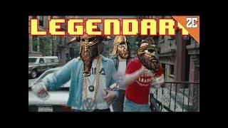 The L E G E N D A R Y life of RAIDER | For Honor