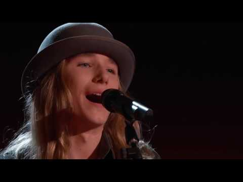 The Voice - Top 5 Male Auditions