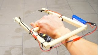 DIY Portable Hot Wire Cutter - How to Cut Plexiglass, Acrylic, PVC