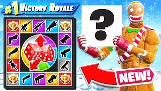 BOARD GAME  *NEW* Game Mode in Fortnite Battle Royale
