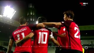 اهداف المباراة  : الريان 3 - 0 الخور دوري نجوم QNB
